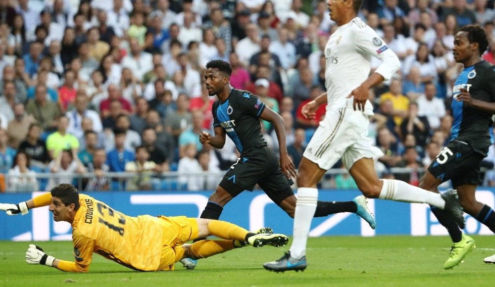 Real Madrid'de Courtois şoku! Sahaya çıkmadı...