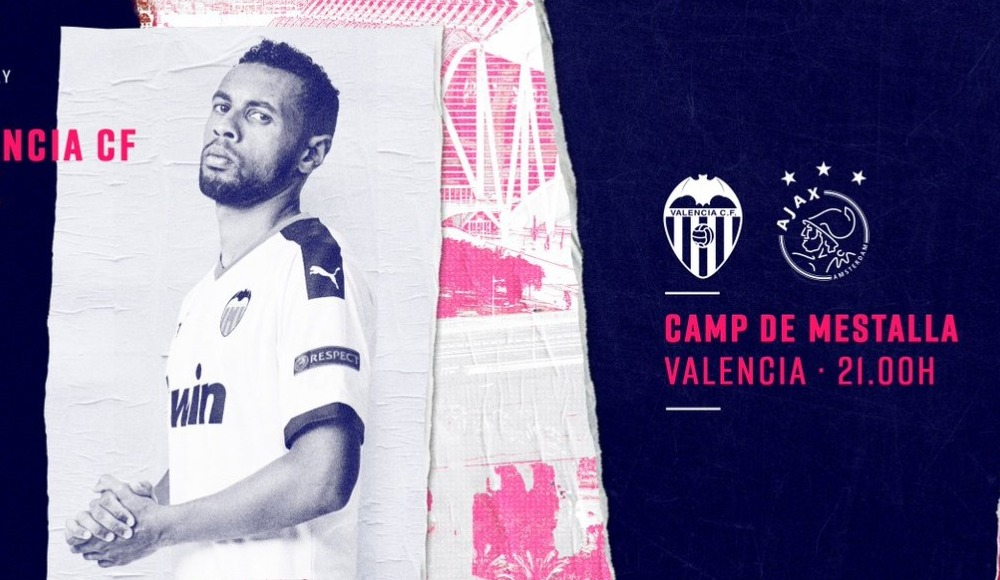 Valencia - Ajax (Canlı Skor)