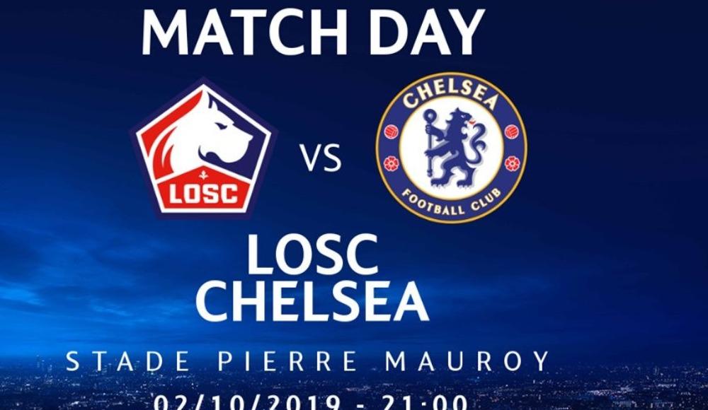 Lille - Chelsea (Canlı Skor)