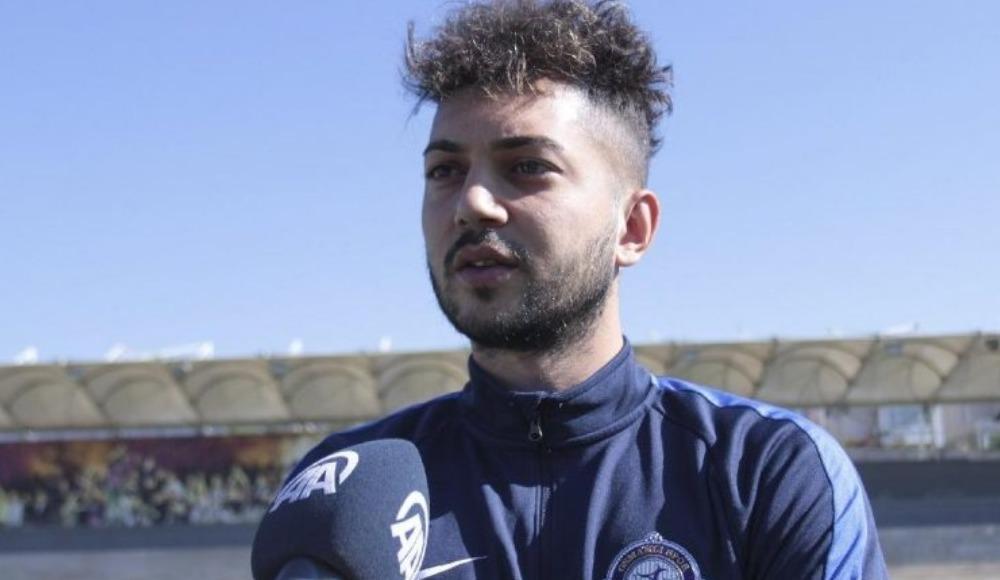 """Beykan Şimşek:  """"Fenerbahçe taraftarıyım"""""""