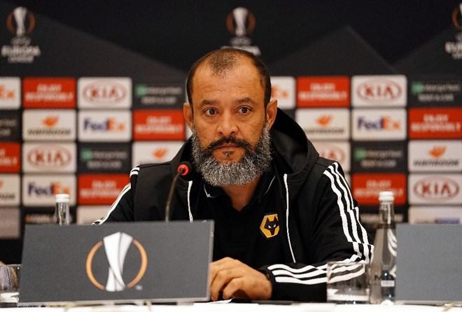 """Nuno Espirito Santo: """"Zor, hatta çok zor bir maça çıkıyoruz"""""""