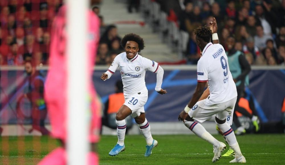 Chelsea, Lille'i deplasmanda devirdi! 1-2