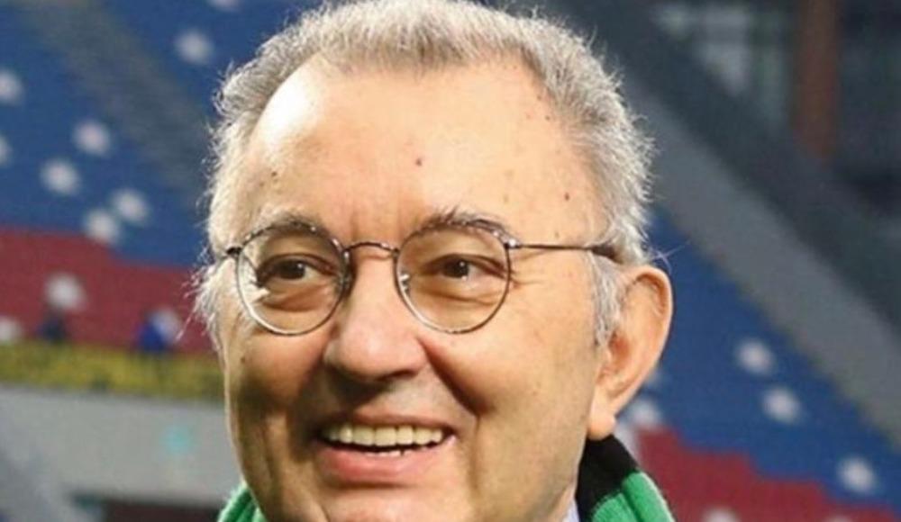 Sassuolo Başkanı Giorgio Squinzi hayatını kaybetti