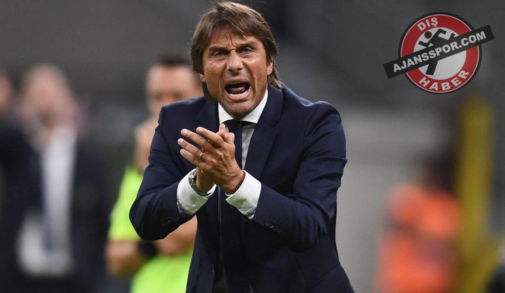 Antonio Conte, Barcelona maçında hakeme isyan etti