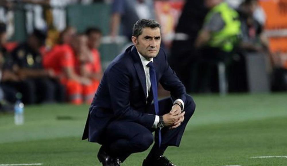 """Valverde: """"Messi benzersiz bir oyuncu"""""""