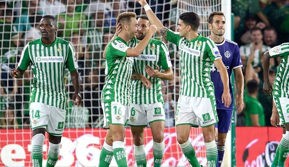 Real Betis - Eibar (Canlı Skor)