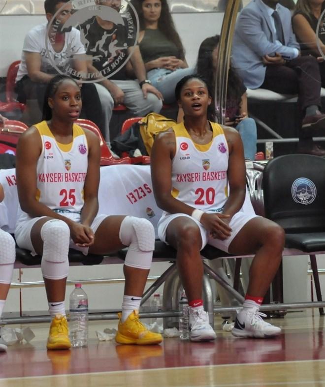 Bellona Kayseri'nin altın kızları