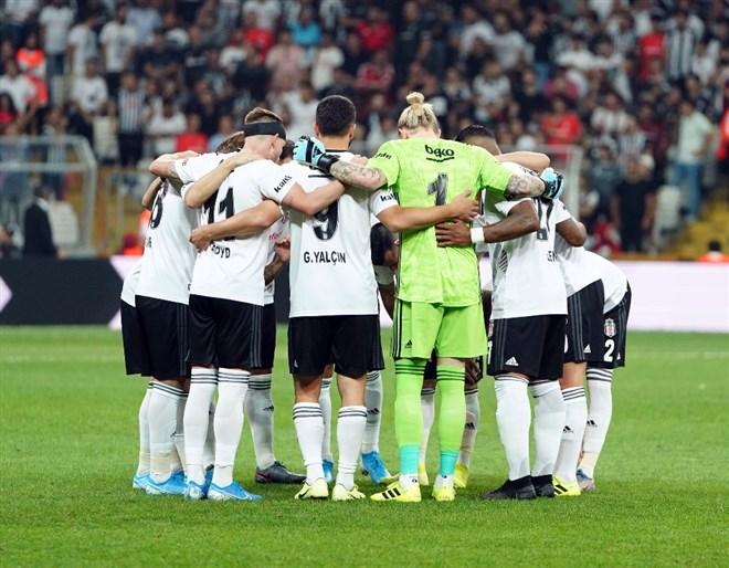 Beşiktaş, 4 eksik ile Antalya deplasmanında