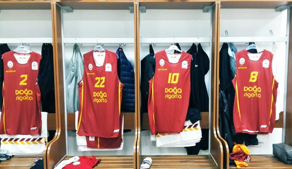 Galatasaray Doğa Sigorta - Bahçeşehir Koleji (Canlı Skor)