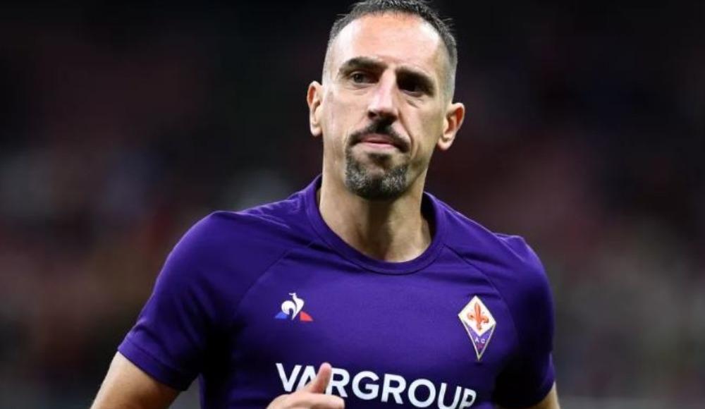 İtalya'da Eylül ayının en iyi oyuncusu Franck Ribery