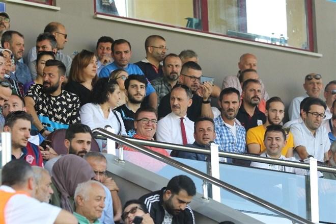 Hekimoğlu Trabzon FK, İnegölspor'u 1-0 mağlup etti