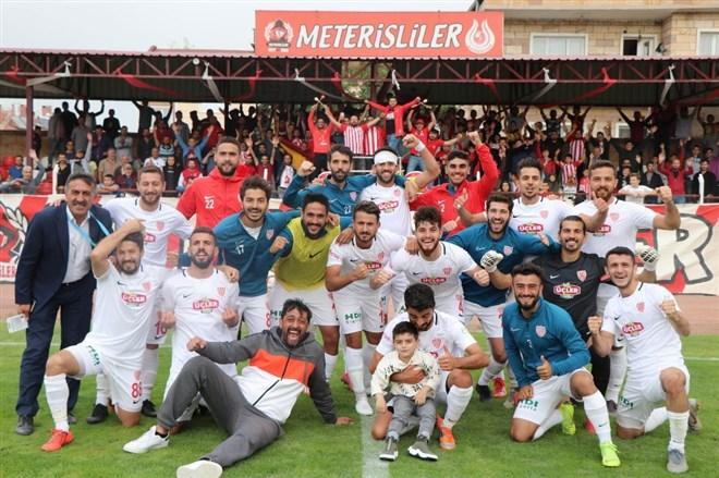 Nevşehir Belediyespor, sahasında Modafenspor'u 2-0 mağlup etti