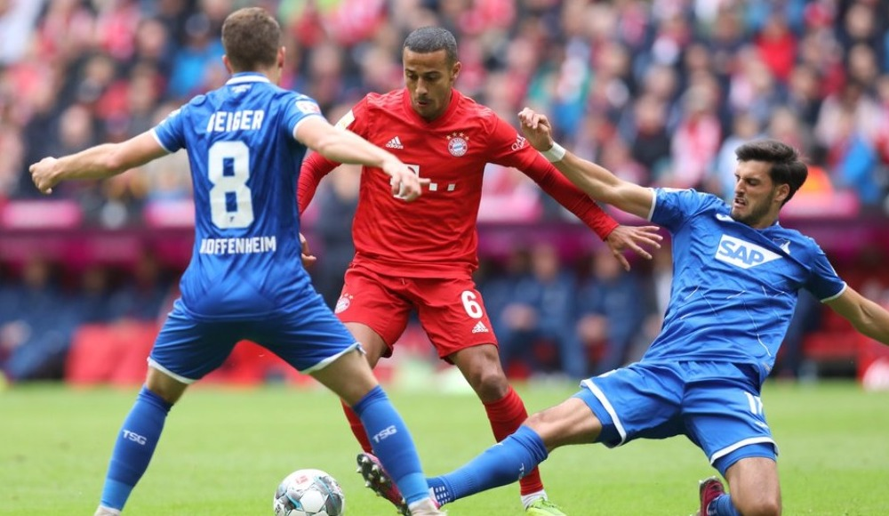 Bayern Münih'e Hoffenheim şoku: 1-2!