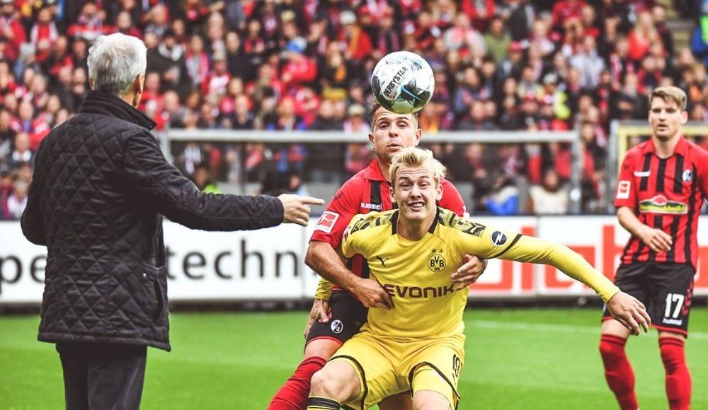 Borussia Dortmund 90'da yıkıldı! 2-2