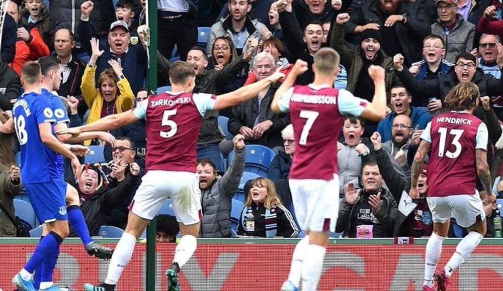 Burnley tek golle kazandı!