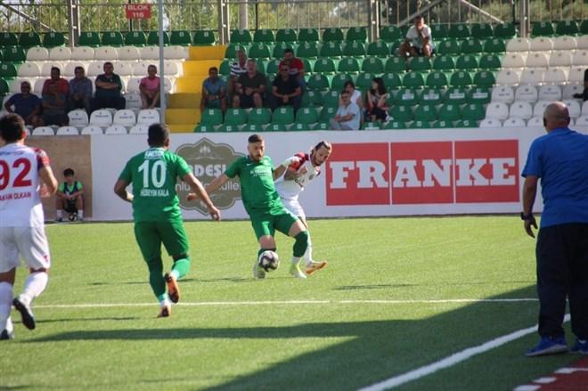 Bodrum Belediyesi Bodrumspor, evinde Kastamonu 1966'ya 5-1 yenildi.