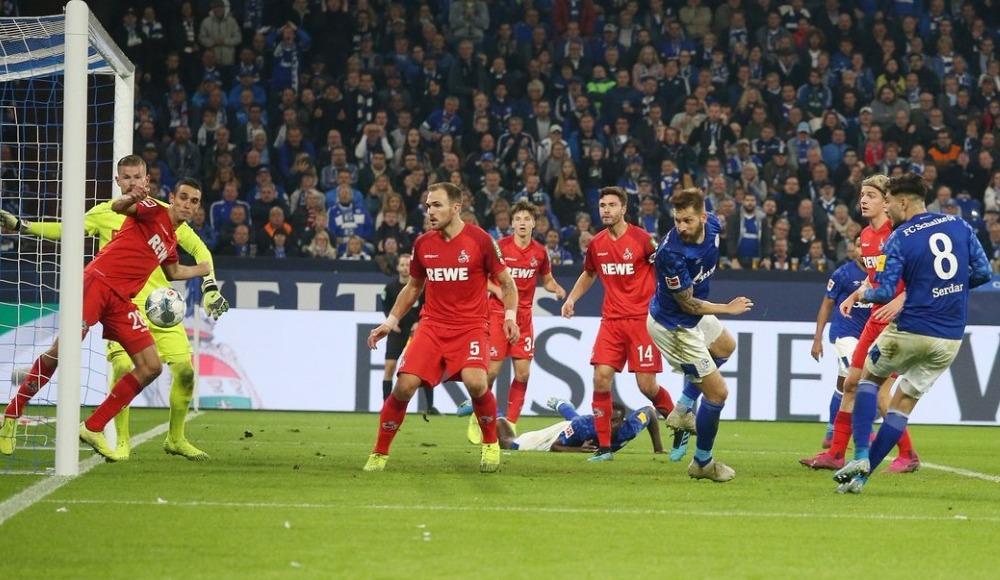 Schalke son dakikada yıkıldı
