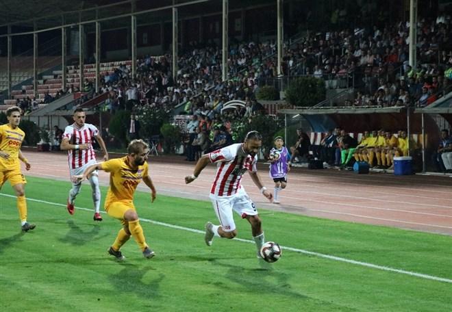 Kahramanmaraşspor, sahasında Eyüpspor'u 1-0 mağlup etti