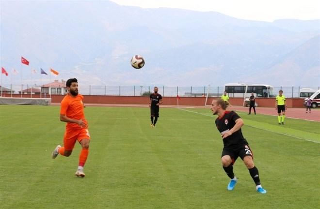 Erzincanspor 3 golle 3 puanın sahibi oldu