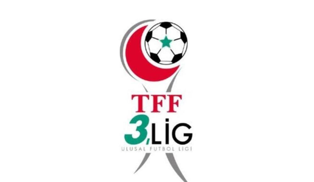 TFF 3. Lig'de 6. hafta maçları tamamlandı