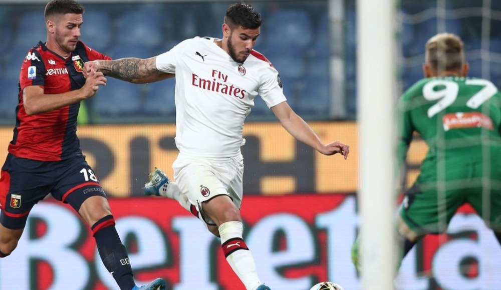 Milan galibiyeti hatırladı! 1-2