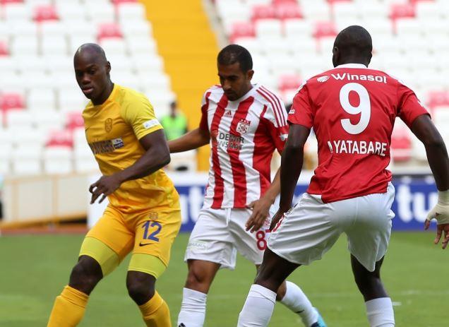 Sivasspor 12 puana ulaştı