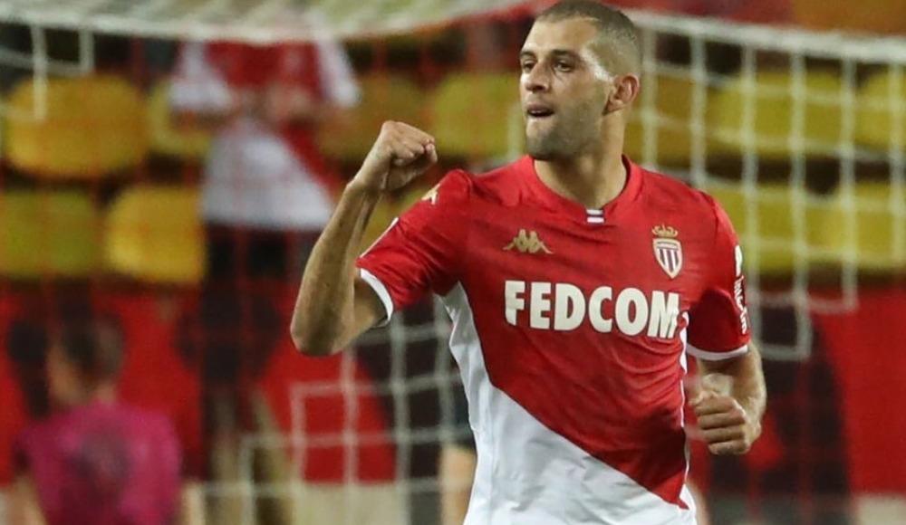Islam Slimani, Ligue 1 tarihine adını yazdırdı