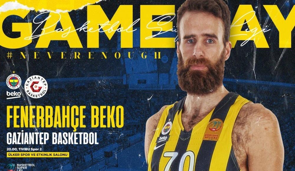 Fenerbahçe Beko - Gaziantep Basketbol (Canlı Skor)