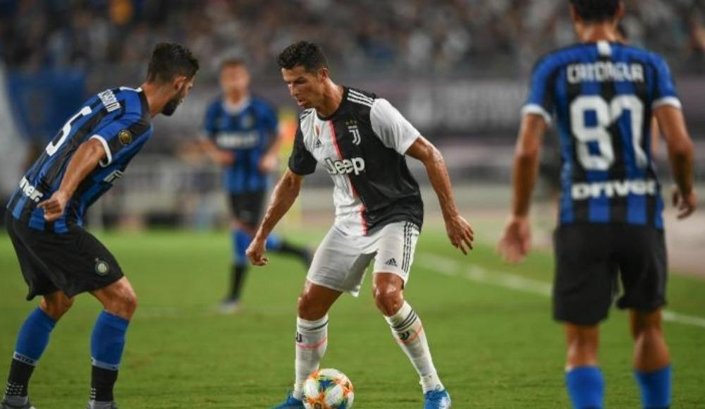 Inter - Juventus (Canlı Skor)