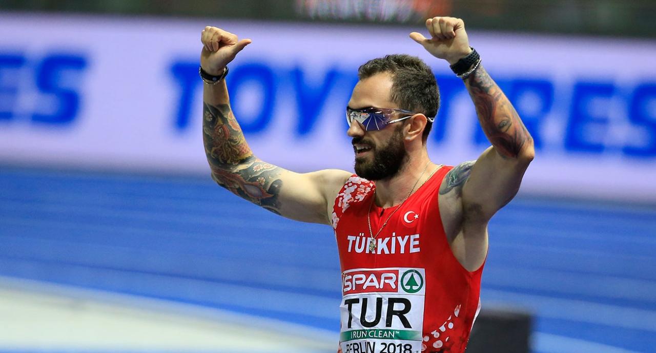 """Ramil Guliyev: """"Bütün planlarımızı olimpiyatlara göre kurduk"""""""
