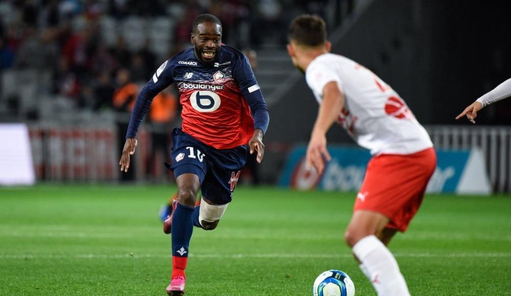 Lille sahasında Nimes ile yenişemedi! 2-2