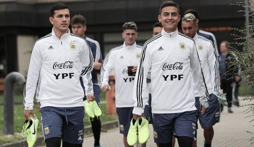 Arjantin Milli Takımı'nın Almanya maçı kamp kadrosu belli oldu