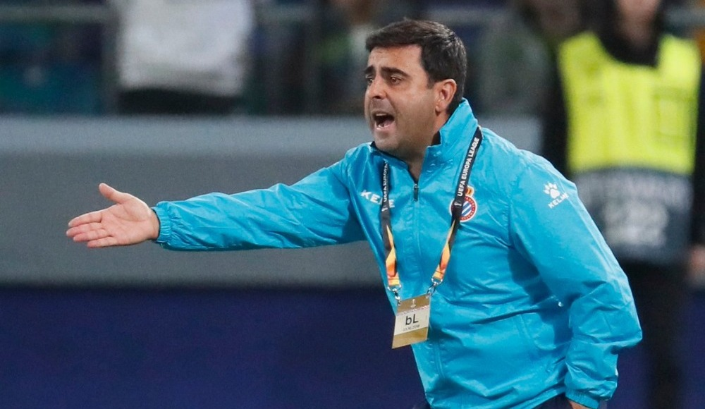 Espanyol, teknik direktör değiştirdi