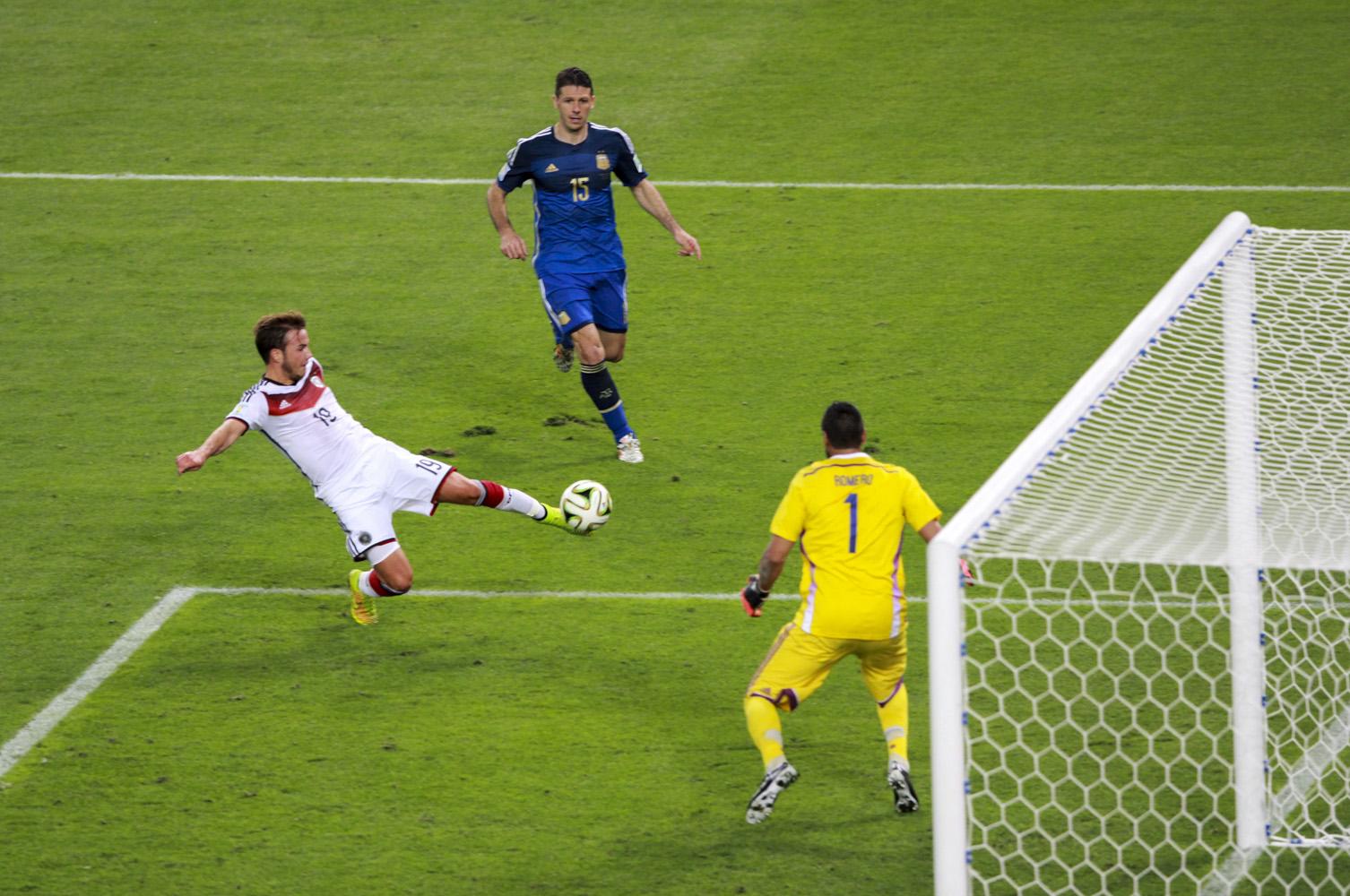 Resmi maçlarda Almanya başarılı