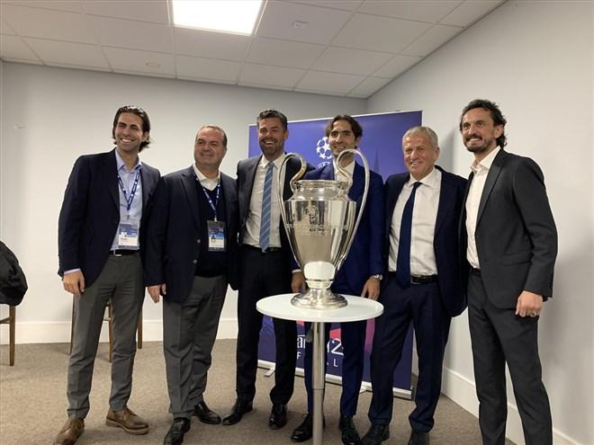 2020 UEFA Şampiyonlar Ligi Finaline hazırlıklar Londra'da anlatıldı