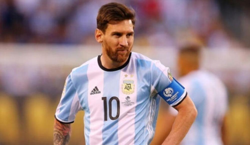 Messi, Almanya Arjantin maçında oynayacak mı?