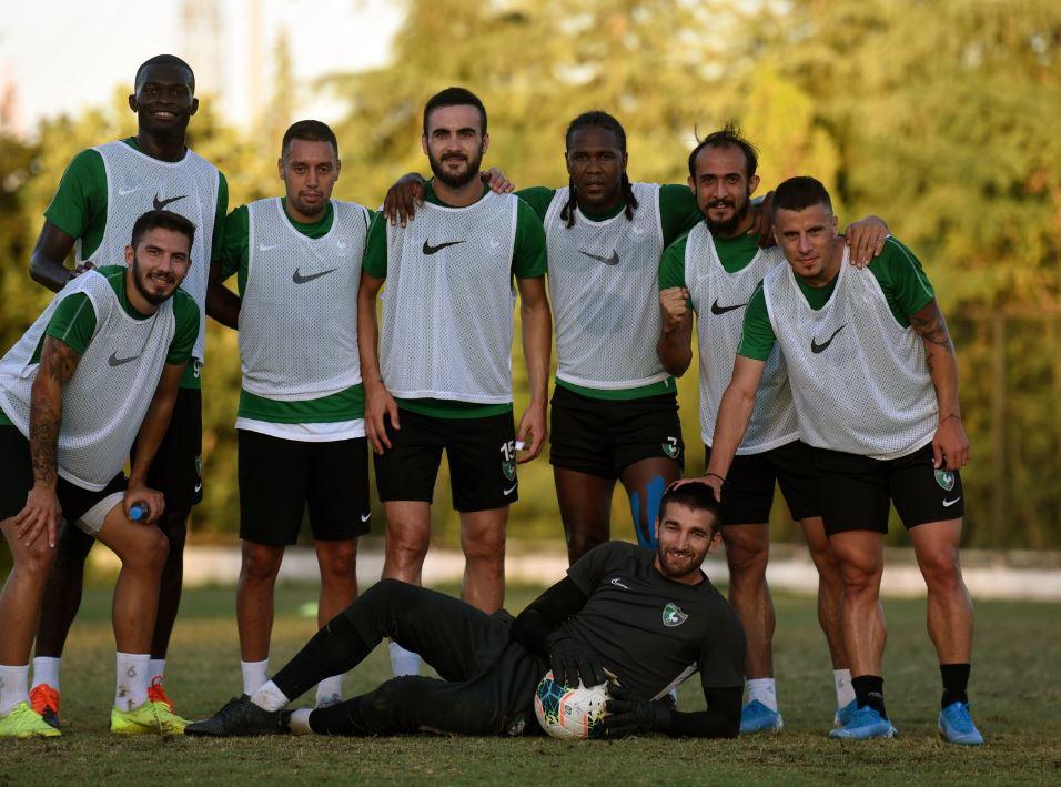 """""""Kan değişikliğiyle birlikte Fenerbahçe maçını kazanmak istiyoruz"""""""