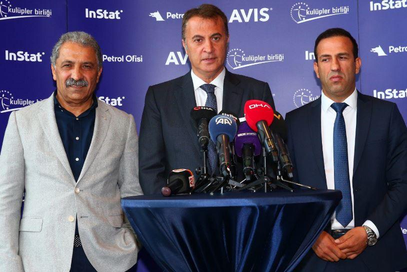 """""""Kulüpler Birliği'nin yeni başkanı Anadolu'dan olsun isterim"""""""