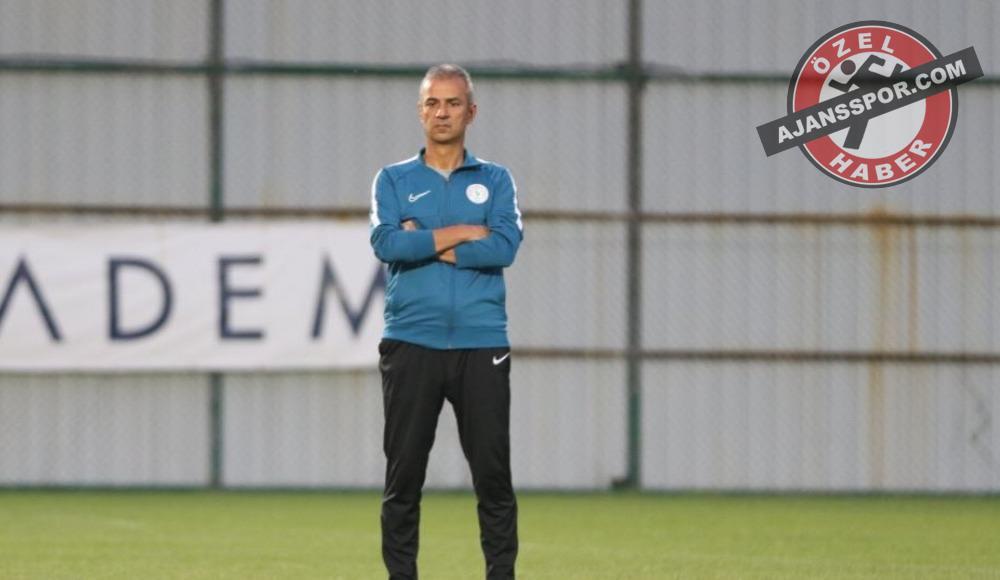 Çaykur Rizespor'dan İsmail Kartal kararı!