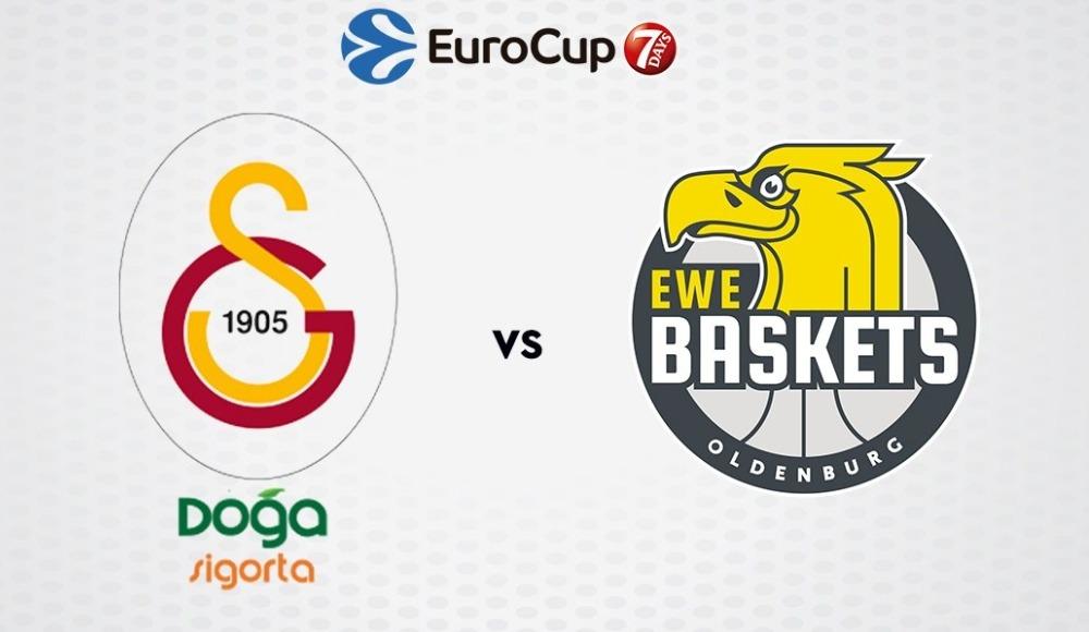 Galatasaray DS - Ewe Baskets (Canlı izle)