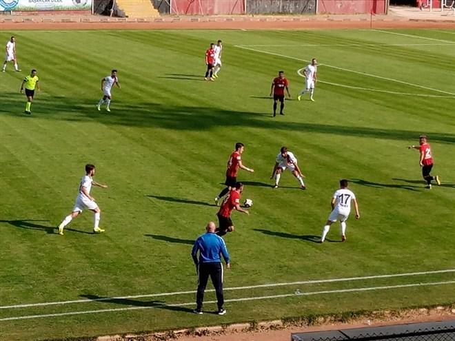 Van Spor FK, evinde UTAŞ Uşakspor'a 2-1 mağlup oldu