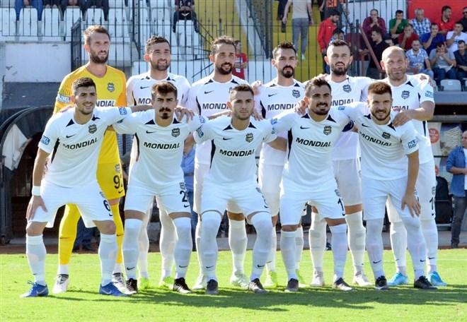 Nazilli Belediyespor, kendi sahasında Somaspor ile 1-1 berabere kaldı