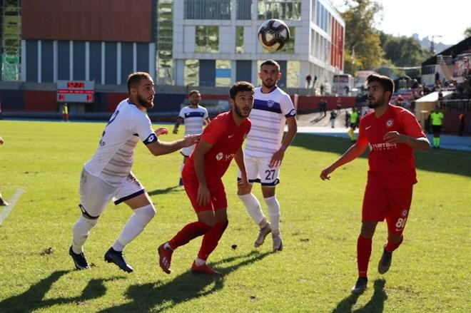 Zonguldak Kömürspor, sahasında Hacettepe ile berabere kaldı