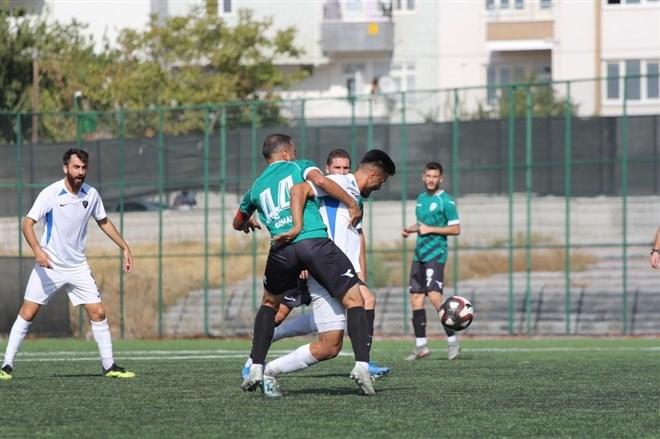 Yeşilyurt Belediyespor sahasında kazandı! 3-1