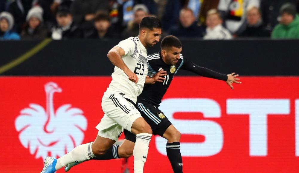 Almanya ile Arjantin berabere kaldı: 2-2!