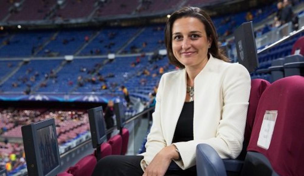 Barcelona'ya sürpriz başkan adayı! İlk kadın başkan adayı...