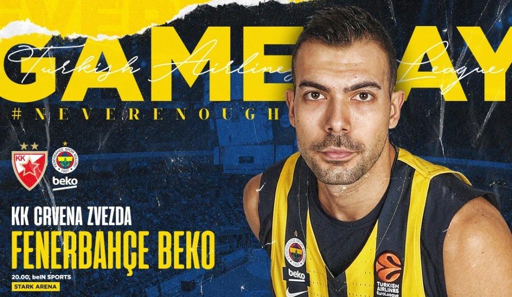Kızılyıldız - Fenerbahçe Beko (Canlı Skor)