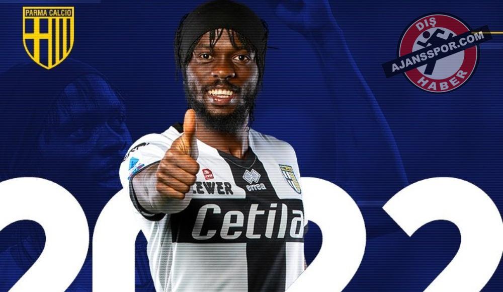 Parma, Gervinho ile sözleşme yeniledi
