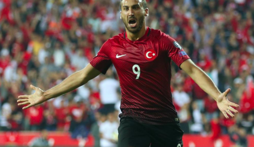 Cenk Tosun Euro 2020 elemeleri H grubunun en golcüsü! 5 gol...