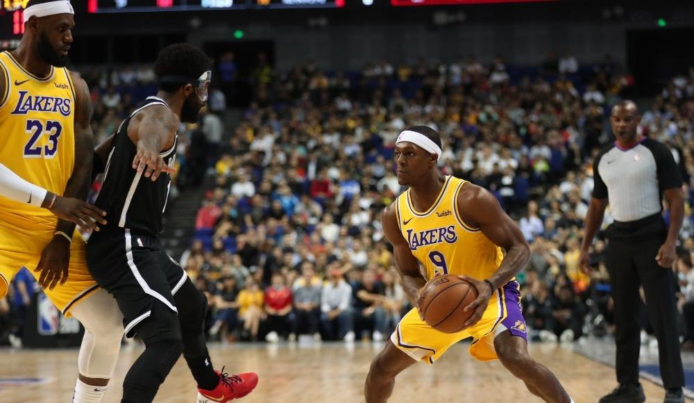 Los Angeles Lakers - Brooklyn Nets (Canlı Skor)